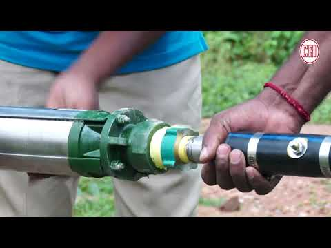 C.R.I. Pumps | Lift water from depth over 2000 feet with C.R.I.