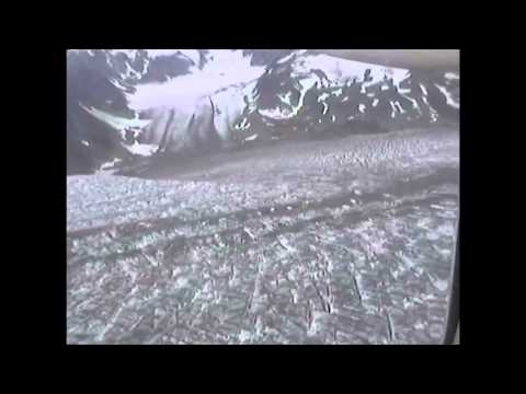 KUS-RKV + scenic flight over Greenland