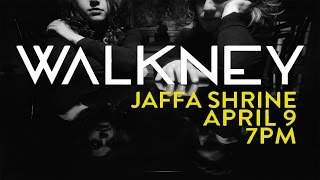 Walkney at the Jaffa Shrine - April 9th, 2016
