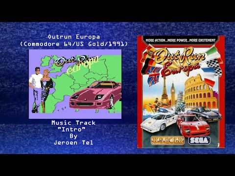 Wired for Sound Mix #14 (Outrun Europa/Commodore 64/Jeroen Tel/OST)