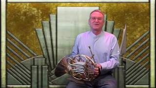 Richard Burdick introduces the Strauss 2nd horn concerto