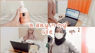 a day in my life eps.2 - daily vlog Desta 2021