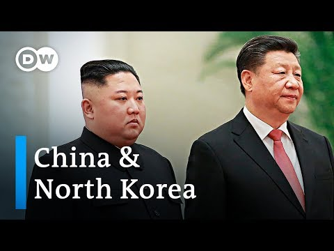 Kim Jong un welcomes China's President Xi Jinping for state visit | DW News