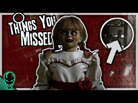 10 Things You Missed In The Annabelle Comes Home Trailer + Updated Conjuring Timeline