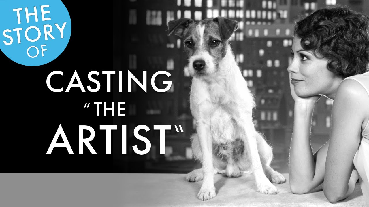 The Artist How The Movie Was Cast Youtube