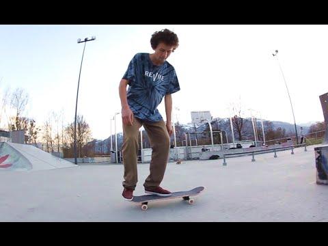 Skate Challenge: ALL STANCE TRE DOUBLE FLIP!