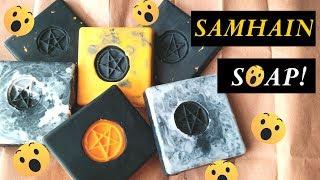 DIY Samhain Soap!