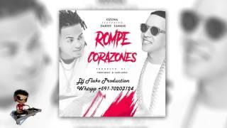 Ozuna Ft Daddy Yankee   Rompe Corazones Rmxs Dj Flako