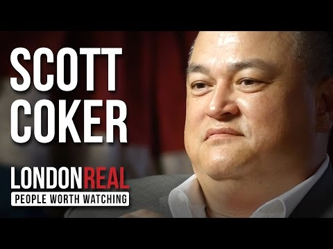 Scott Coker - The Fight Game - PART 1/2 | London Real