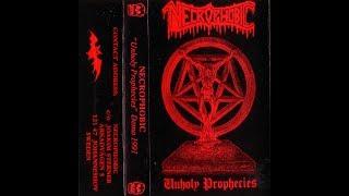 Necrophobic - Unholy Prophecies - demo II 1991