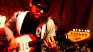 Yardbirds (Stroll On) Guitar Cover (Professional) By Mister Bending Brazza Vintage VOX Phantom