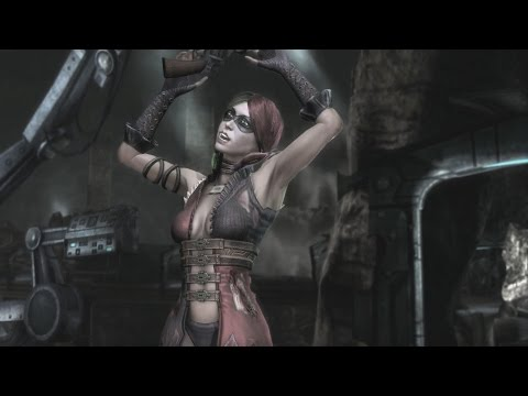Harley Quinn - All costumes (Injustice)