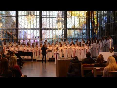 Sankt Staffans visa - ChoirCover 13/12-16