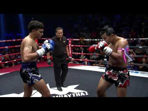 (ENGLAND VS THAILAND) Max Muay Thai Ultimate 2016 (15 MAY 16
