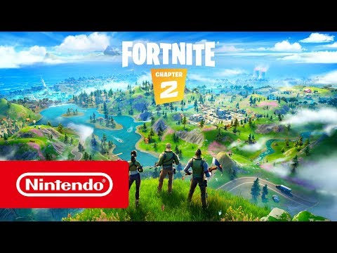 Fortnite Chapter 2 - Launch Trailer (Nintendo Switch)