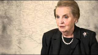 In the Land of Blood and Honey: Madeleine K Albright