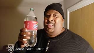 2 Liter Sprite Cranberry Chug w/ Earth Shaking Burp!!