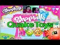 Playing Welcome to Shopville Shopkins App VIP Code Shoppie Popette Popcorn Stop Lets Play QuakeToys