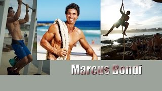 50 years ! Incredibly strong athlete Marcus Bondi !