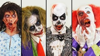4 Halloween Looks That Are Scary AF