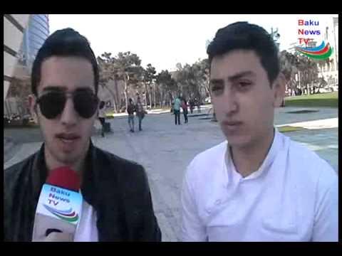 Baku News TV-nin SORĞUSU