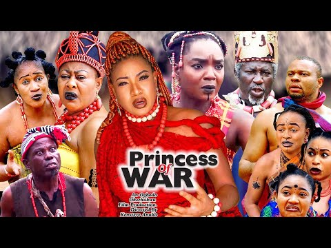 PRINCESS OF WAR Complete 1u00262 (Queeneth Hilbert Hit Movie) Chioma Chukwuka 2021 LATEST NIGERIAN MOVIE