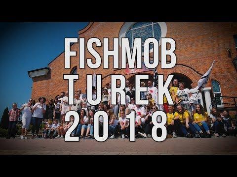 Fishmob TUREK 2018 - Skrót wydarzenia