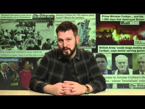 Media Review -  JEREMY CORBYN - AFTER VICTORY