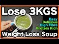 Summer Diet  Plan for Weight Loss | Lose Weight Fast 2-3KG in a Week | Weight Loss Soup