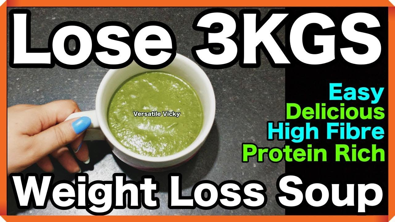 How to Lose 8kg in One Week? Lose Weight Fast!