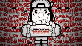 Lil Wayne - No Worries Ft. Detail (Dedication 4) HD with Lyrics