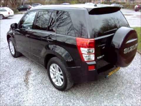 Suzuki grand vitara 2008 review