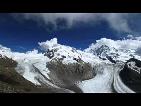 Nature in Time lapse AWESOME ALPS FULL HD