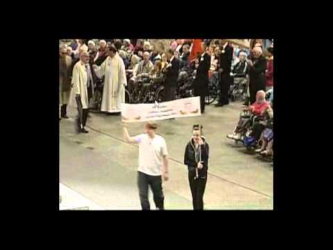 The Palmer Catholic Academy Pilgrimage to Lourdes June 2012