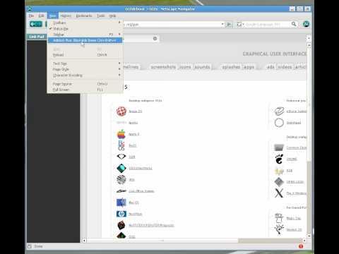 Netscape navigator 9.0.0.6