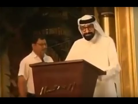 "Sultan of Abu Dhabi says ""JAI SHRI RAM"""