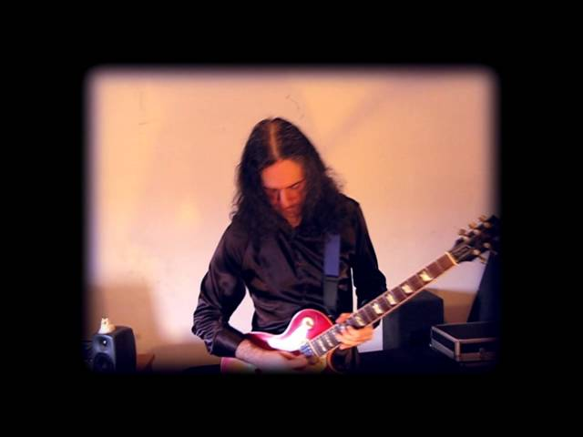 MARCELLO ZAPPATORE - The Loner (by Gary Moore)