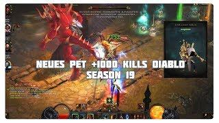 Season 19: Der 1000 Kills Diablo & ein Himmlischer Goblin