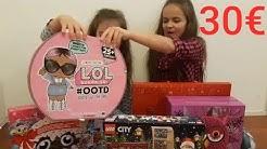 L.O.L. Surprise! Joulukalenteri UNBOX