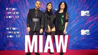 MTV MIAW 2017 - DANNA GANÓ UN MIAW INSTAGRAMER NIVEL DIOS - RULÉS