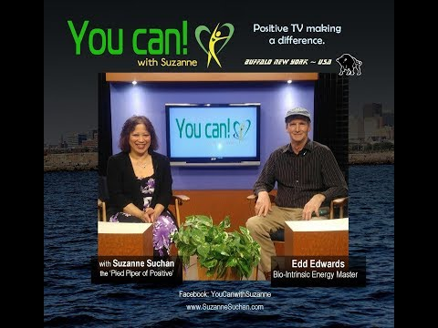You Can with Suzanne! featuring Edd Edwards