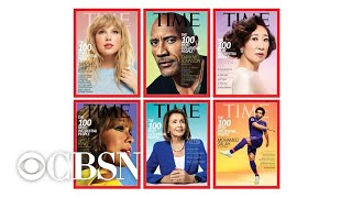 Time's 100 most influential people of 2019