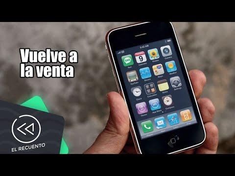 iPhone 3GS ¡Vuelve a la venta en pleno 2018!   El recuento