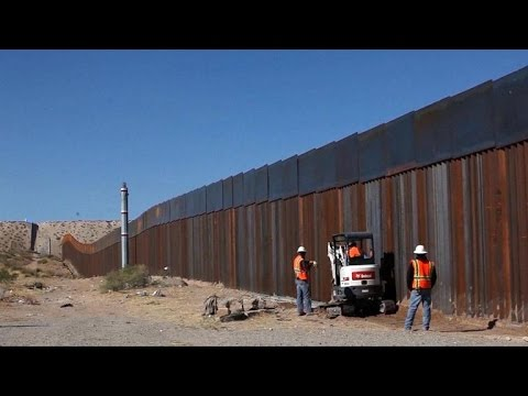 Trump's Mexico border wall faces serious hurdles