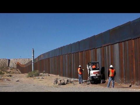 Ross Kaminsky - The Border Wall Briar Patch