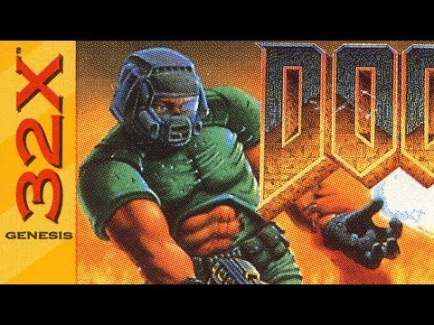 Classic Game Room HD - DOOM for Sega 32X review thumbnail