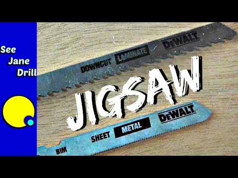 Are You Using the Right Jigsaw Blade?
