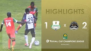 Zesco United FC 1-2 TP Mazembe | HIGHLIGHTS | Match Day 2 | TotalCAFCL
