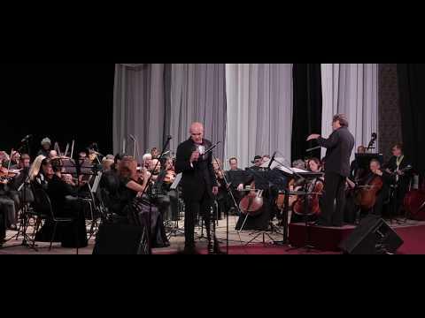 Сергей Мазаев и Симфонический оркестр Крымской филармонии