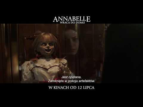 ANNABELLE WRACA DO DOMU - Spot Artifacts 15